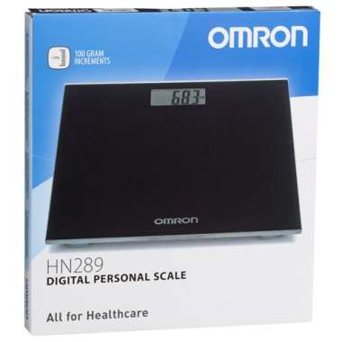 OMRON HN 289 DIGITAL WEIGHING SCALE