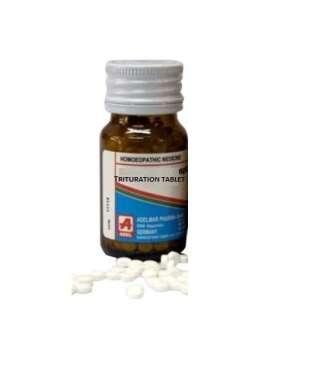 ARSENICUM SULPHURATUM FLAVUM TRITURATION TABLET 3X