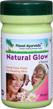PLANET AYURVEDA NATURAL GLOW  POWDER