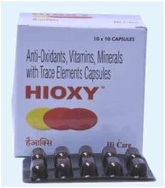 HIOXY CAPSULE