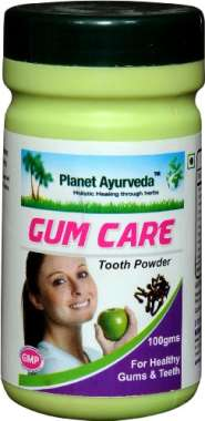 PLANET AYURVEDA  GUM CARE TOOTH POWDER