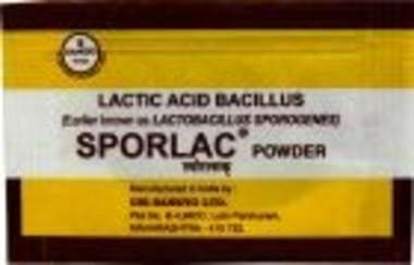 SPORLAC POWDER 4'S