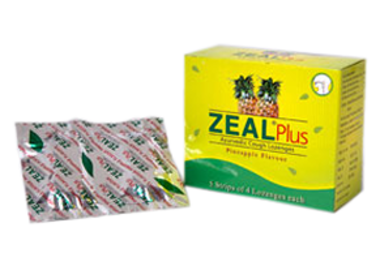 ZEAL PLUS LOZENGES