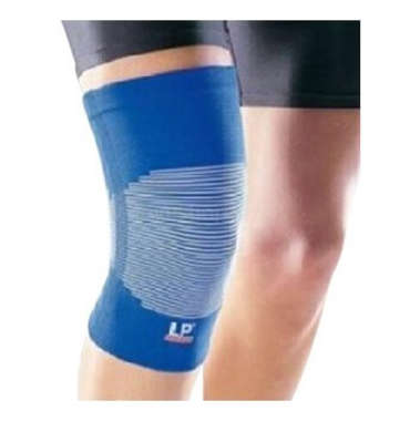 LP #641 KNEE SUPPORT ELASTIC (LARGE) SINGLE BLUE