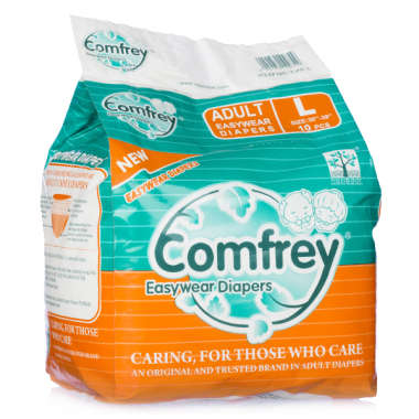 COMFREY EASY WEAR ADULT DIAPER (LARGE)