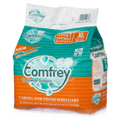 COMFREY EASY WEAR ADULT DIAPER (XL)
