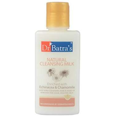 DR BATRA'S NATURAL CLEANSING MILK LOTION