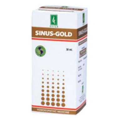 SINUS GOLD DROP