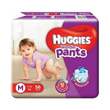 HUGGIES WONDER PANTS DIAPER (MEDIUM)