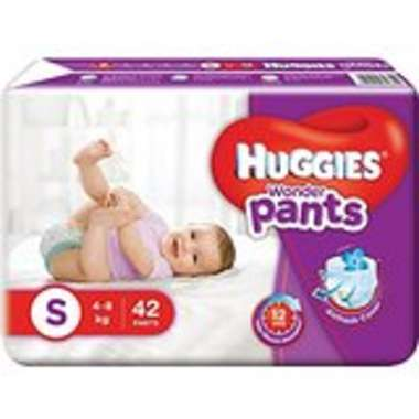 HUGGIES WONDER PANTS DIAPER S