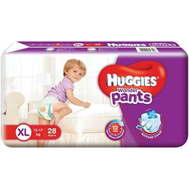 HUGGIES WONDER PANTS DIAPER (XL)