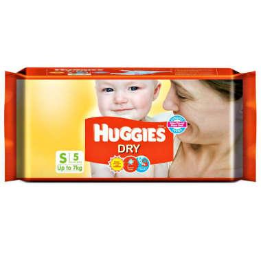 HUGGIES DRY DIAPER S