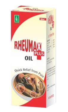 RHEUMAX PLUS OIL