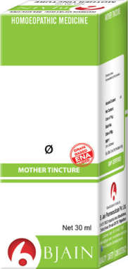JANOSIA ASHOKA MOTHER TINCTURE Q