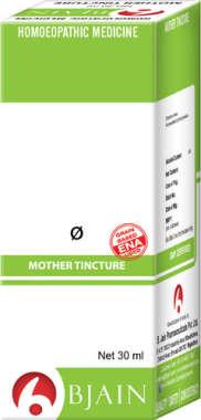 BERBERIS AQUIFOLIUM MOTHER TINCTURE Q
