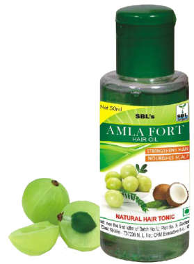 SBL'S AMLA FORT HAIR OIL