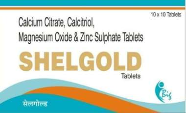 Shelgold Tablet