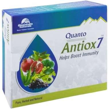 QUANTUM QUANTO ANTIOX 7 CAPSULE