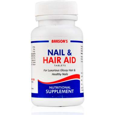 NAIL & HAIR AID TABLET