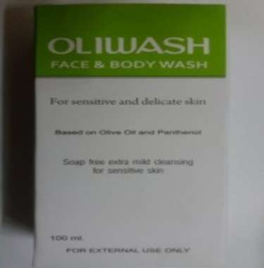 OLIWASH FACE & BODY WASH