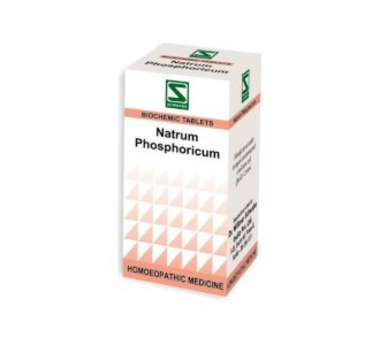 NATRUM PHOSPHORICUM BIOCHEMIC TABLET 12X