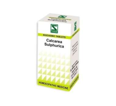 CALCAREA SULPHURICA BIOCHEMIC TABLET 3X