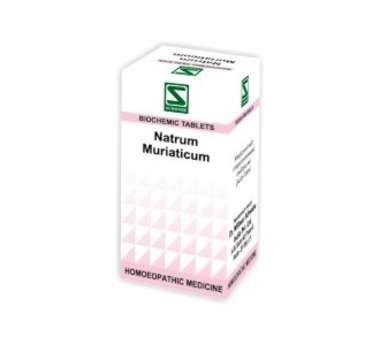 NATRUM MURIATICUM BIOCHEMIC TABLET 200X