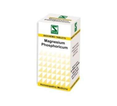 MAGNESIUM PHOSPHORICUM BIOCHEMIC TABLET 12X