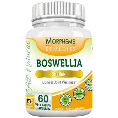 MORPHEME BOSWELLIA CAPSULE
