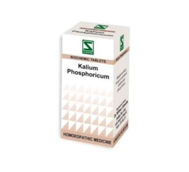 KALIUM PHOSPHORICUM BIOCHEMIC TABLET 12X