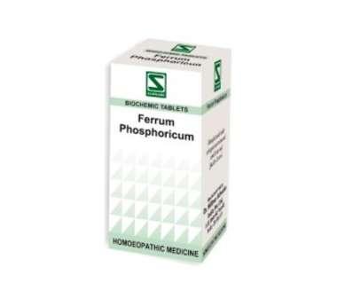DR WILLMAR SCHWABE FERRUM PHOSPHORICUM BIOCHEMIC TABLET 30X