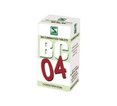 BIOCOMBINATION NO. 04 TABLET