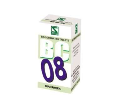BIOCOMBINATION NO. 08 TABLET