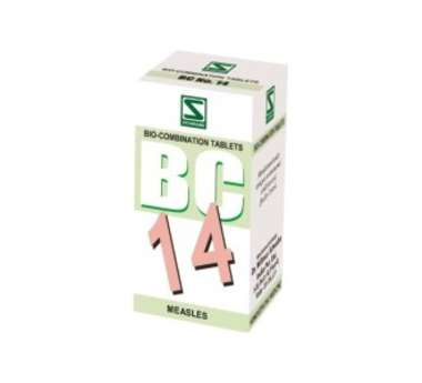 BIOCOMBINATION NO. 14 TABLET