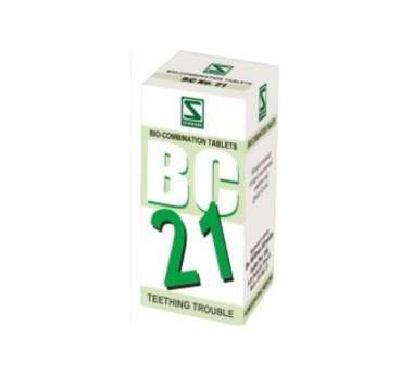 BIOCOMBINATION NO. 21 TABLET