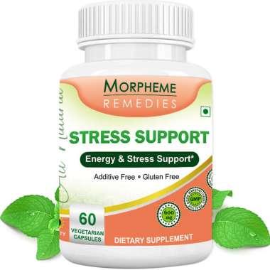 MORPHEME STRESS SUPPORT CAPSULE