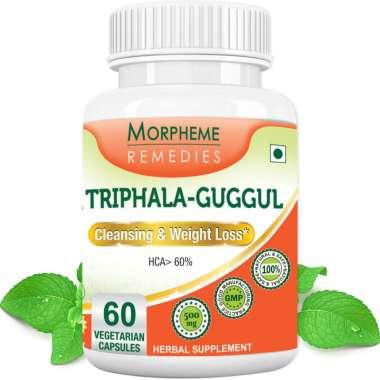 MORPHEME TRIPHALA-GUGGUL CAPSULE