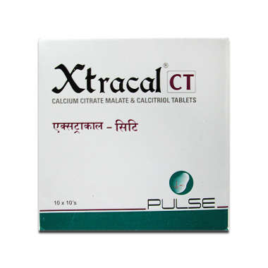 XTRACAL CT TABLET