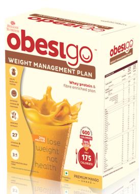 OBESIGO BLCD 50GM SACHET MANGO