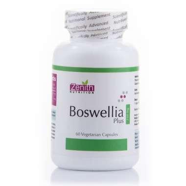 Zenith Nutrition Boswellia Plus 250mg Capsule