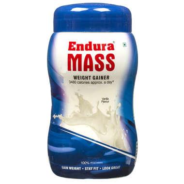 ENDURA MASS POWDER VANILLA