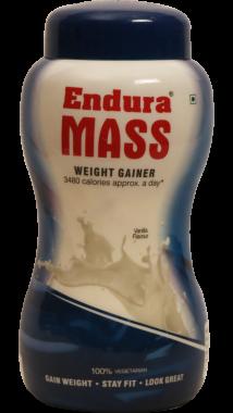 ENDURA MASS WEIGHT GAINER VANILLA