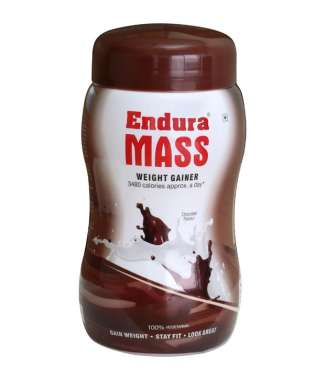 ENDURA MASS POWDER CHOCOLATE