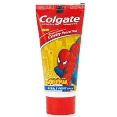 Colgate Kids Spiderman Toothpaste