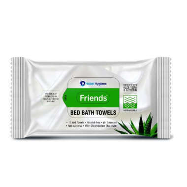 FRIENDS BED BATH TOWELS