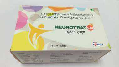NEUROTRAT LM TABLET