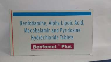 BENFOMET PLUS TABLET
