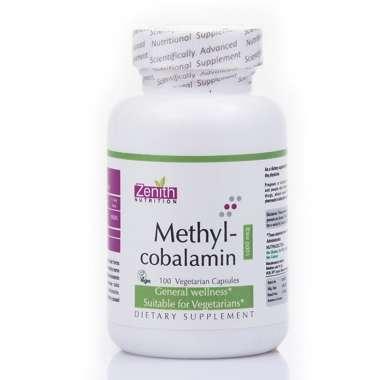 ZENITH NUTRITION METHYLCOBALAMIN 1000MG CAPSULE