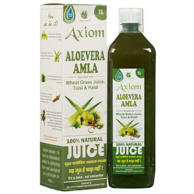Axiom Aloevera Amla  Juice