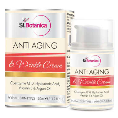 St.Botanica Antiaging & Wrinkle Cream